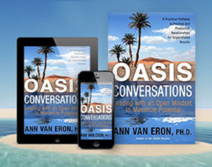 Oasis Conversations, Soft Cover or Kindle