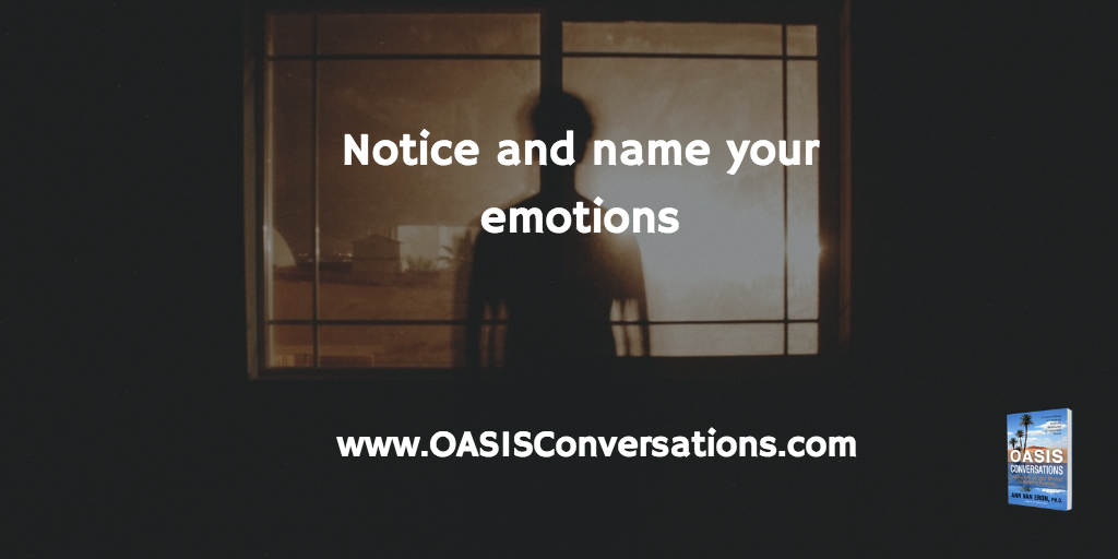 Practice Being Aware of Your Emotions