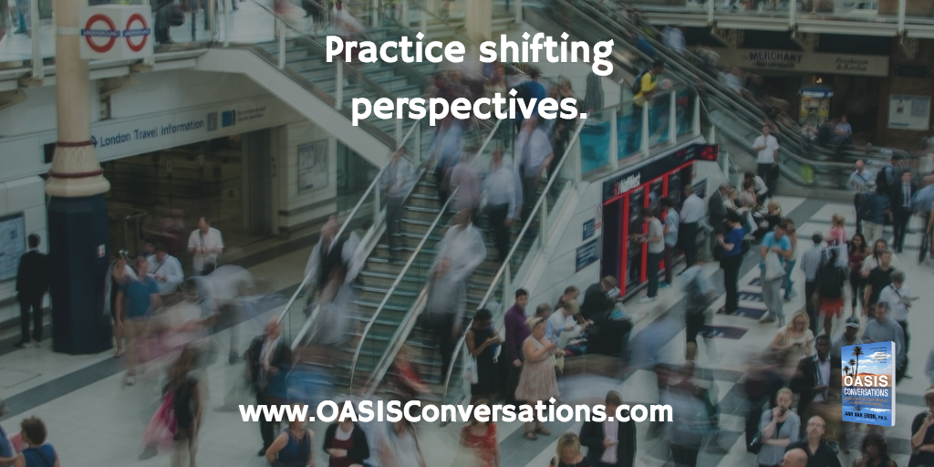 Practice Shifting Perspectives
