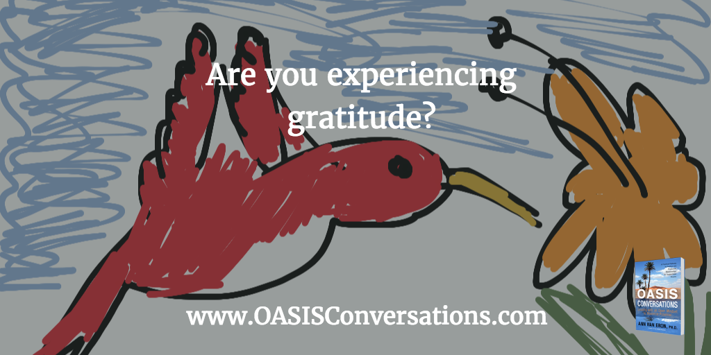 Experience Gratitude