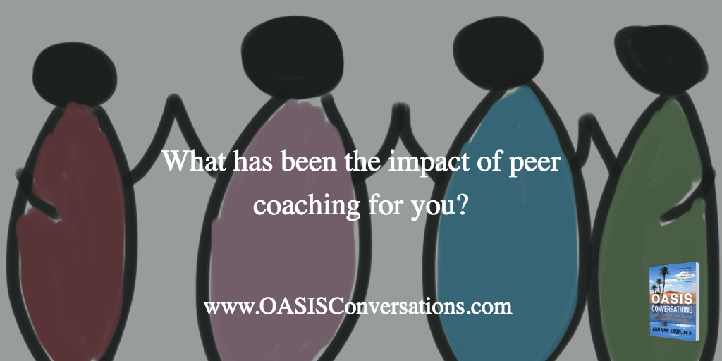 Have You Experienced Peer Coaching?