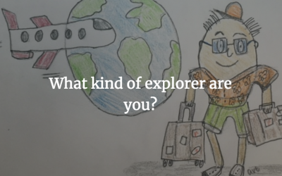 What Kind of an Explorer / Learner Are You?