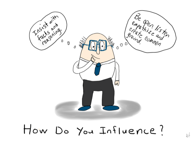 How Do You Influence?