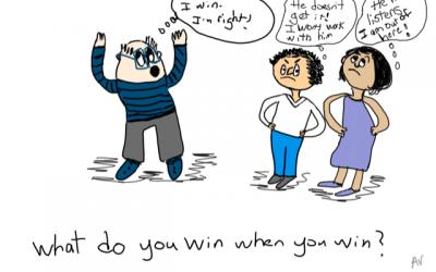 What do you win when you win?